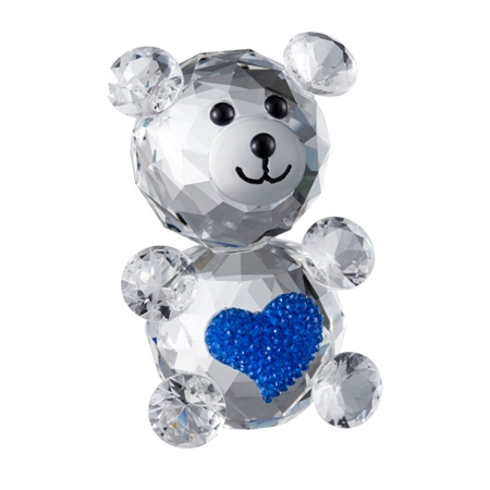 Galway Living Love Bear Blue  - Click to view a larger image