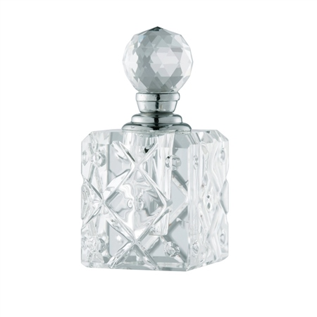 Galway Living Mini Square Perfume Bottle  - Click to view a larger image