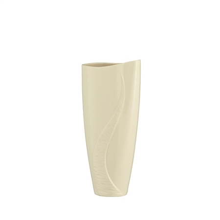 "Belleek Living WAVE 10"" VASE  - Click to view a larger image"