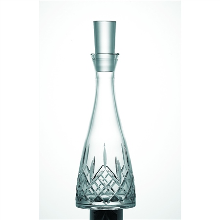 Galway Crystal Longford Wine Decanter  - Click to view a larger image