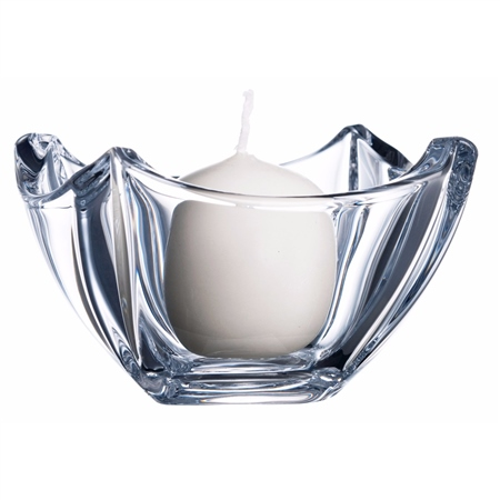 Galway Crystal Dune Votive  - Click to view a larger image