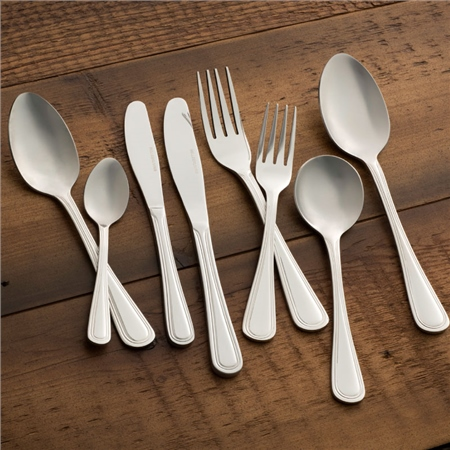 Belleek Living Country Table 44 Piece Cutlery Set  - Click to view a larger image