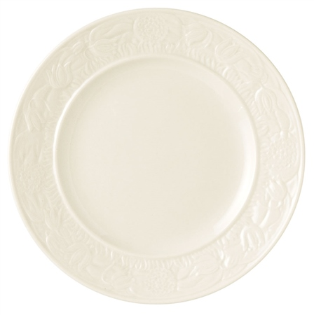 Belleek Classic Florence Court Side Plate Set   - Click to view a larger image