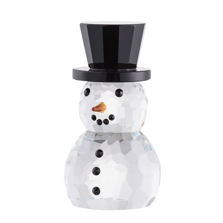 Galway Living Snowman Top hat  - Click to view a larger image