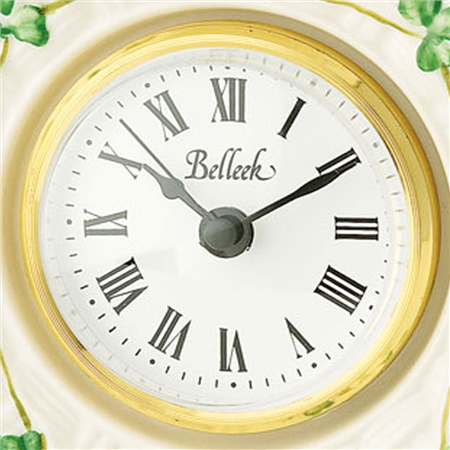 Belleek Classic Small Clock Movement - Insert  - Click to view a larger image