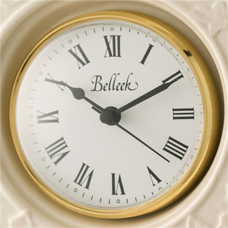 Belleek Classic Large Clock Movement - Large  - Click to view a larger image