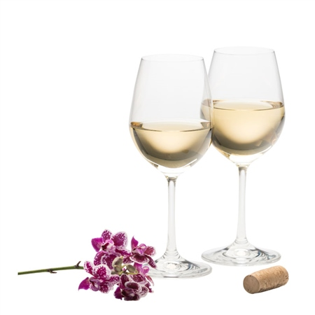 Galway Living Elegance White Wine Pair  - Click to view a larger image