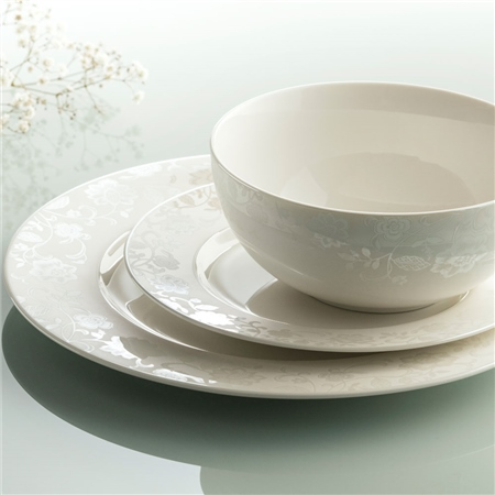 Belleek Living Evermore 12 Piece Dinnerware Set  - Click to view a larger image