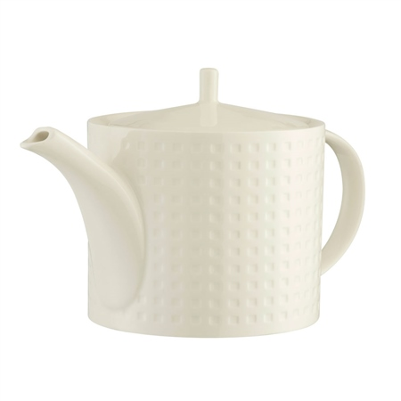 Belleek Living Grafton Teapot  - Click to view a larger image