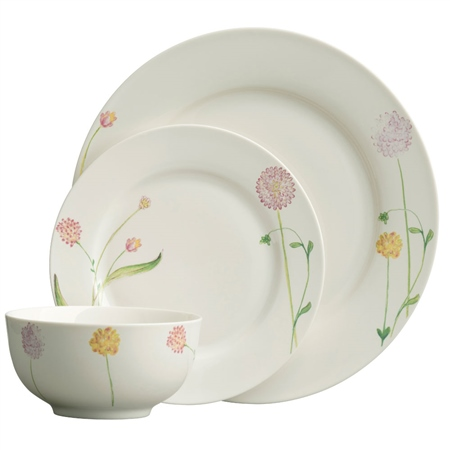 Aynsley Bloom 12 Piece Set  - Click to view a larger image