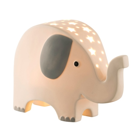 Aynsley Elephant Night Light  - Click to view a larger image