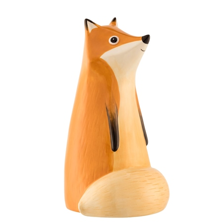 Aynsley Frugal Fox Money Box  - Click to view a larger image