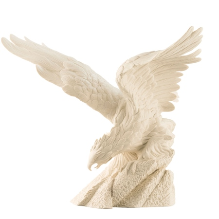 Belleek Classic Masterpiece Collection - Golden Eagle  - Click to view a larger image