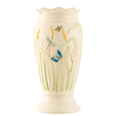 Belleek Classic Masterpiece Vase  - Click to view a larger image