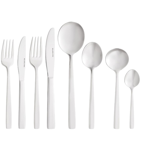 Belleek Living Ormond 58 Piece Cutlery Set  - Click to view a larger image