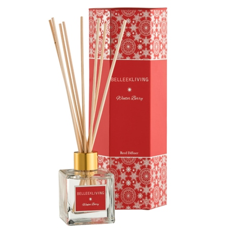 Belleek Living Winter Berry Diffuser  - Click to view a larger image