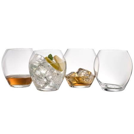 Galway Living Clarity Tumbler Set of 4  - Click to view a larger image