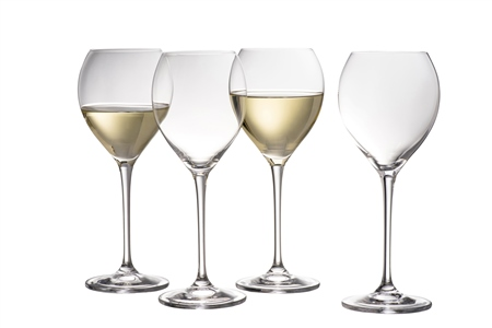 Galway Living Clarity White Wine Set of 4  - Click to view a larger image