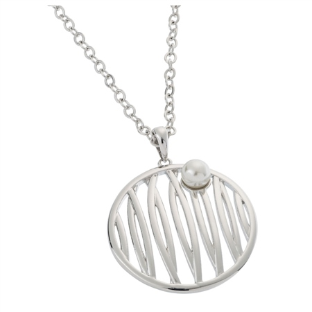 Jewellery By Belleek Living - Reed Necklace Belleek.com Designer Jewellery - Reed Collection - Click to view a larger image
