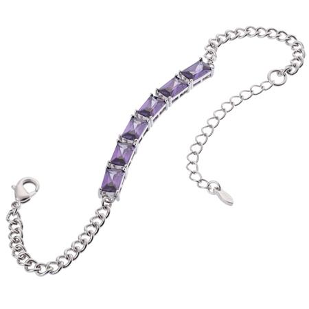 Belleek Designer Jewellery Violet Bracelet Belleek.com Designer Jewellery - Violet Collection - Click to view a larger image