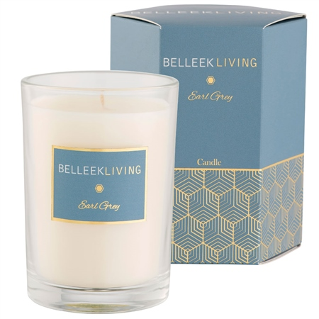 Belleek Living Earl Grey Candle  - Click to view a larger image