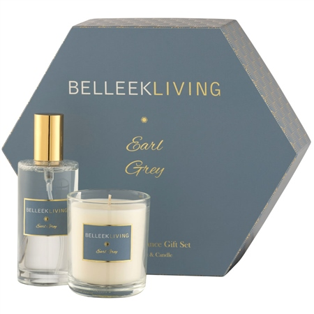 Belleek Living Earl Grey Gift Set  - Click to view a larger image