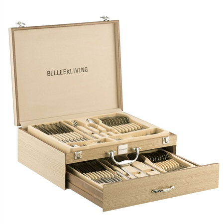 Belleek Living Grafton 72 Piece Set  - Click to view a larger image