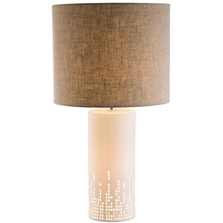 Belleek Living Harlequin Lamp Luminaire  - Click to view a larger image