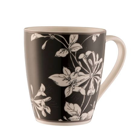 Aynsley Honeysuckle 4 Mugs Set  - Click to view a larger image