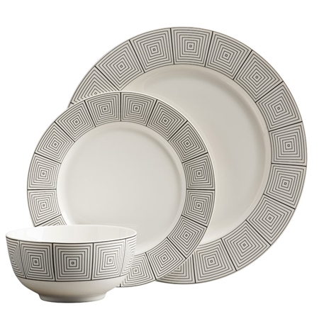 Aynsley Antica 12 Piece Set  - Click to view a larger image