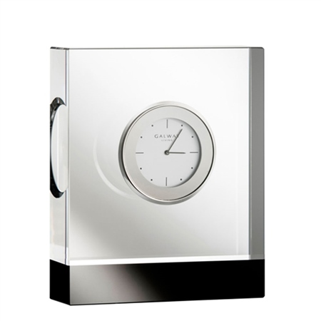 Galway Living Deco Rectangular Clock  - Click to view a larger image