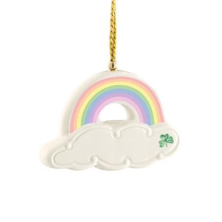 Personalised Rainbow Ornament Multi