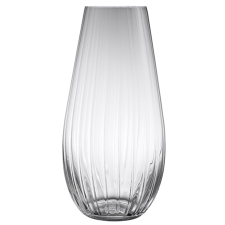 """Galway Crystal Erne 12"""" Vase  - Click to view a larger image"""