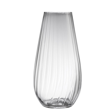 "Galway Crystal Erne 9.5"" Vase  - Click to view a larger image"
