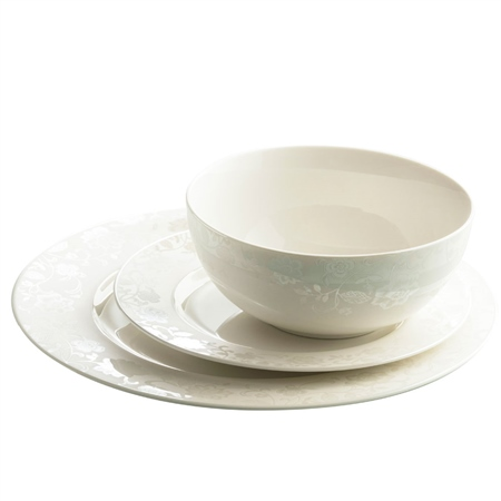 Belleek Living Evermore 16 Piece Dining Set  - Click to view a larger image
