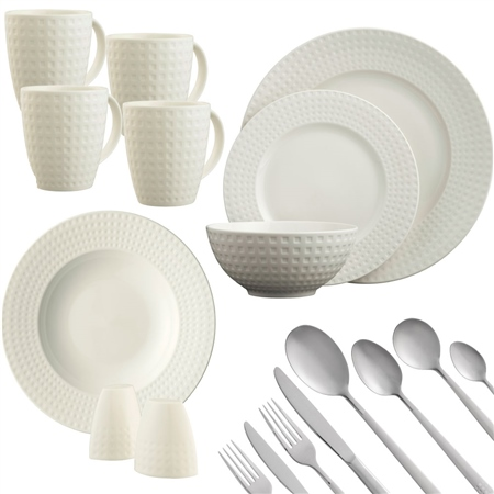 Belleek Living Grafton Dining Bundle Set  - Click to view a larger image
