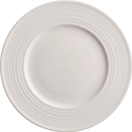Belleek Living Ripple Side Plate Belleek Living Ripple Side Plate - Click to view a larger image