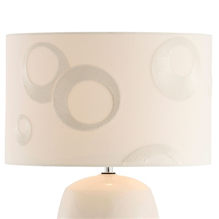 Belleek Living Swirl Shade  - Click to view a larger image