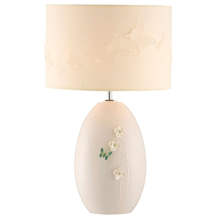 Belleek Living Colour Collection - Jade Lamp Belleek Jade Giftware Collection - Click to view a larger image