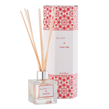 Belleek Living Candy Cane Diffuser  - Click to view a larger image
