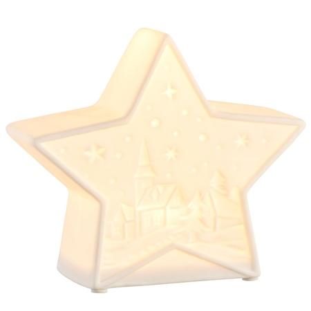 Belleek Living Mini Christmas Star LED Belleek Living -  Mini Christmas Star LED - Click to view a larger image