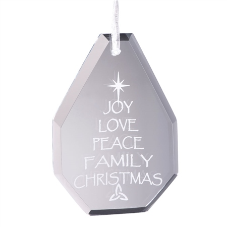Galway Living Joy Hanging Ornament  - Click to view a larger image