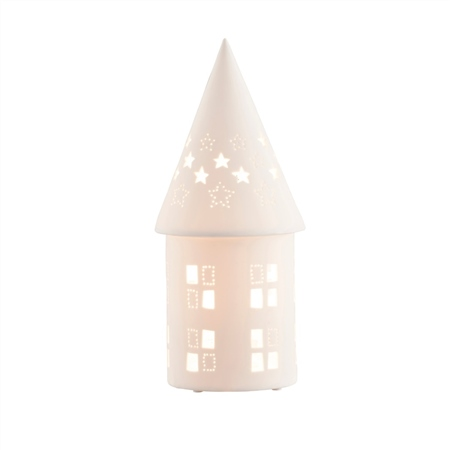 Belleek Living Starlight House Luminaire (US Fitting) Belleek Living Star Light House Luminaire - Click to view a larger image