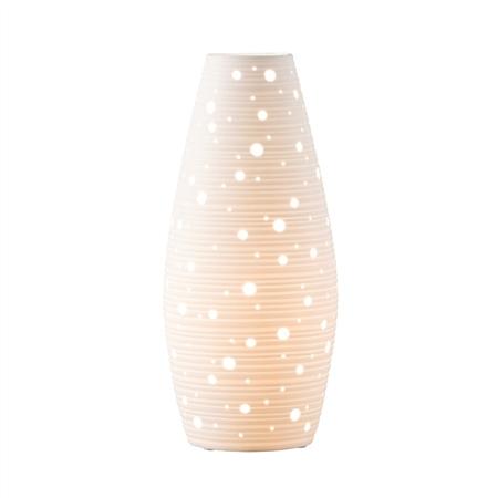 Belleek Living Glow Luminaire (US Fitting) Belleek Living Glow Luminaire - Click to view a larger image