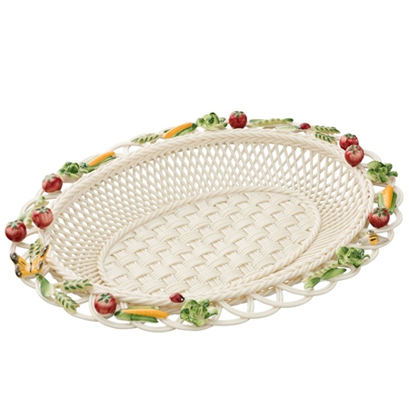 Belleek Classic Kitchen Garden Annual Basket 2020 Belleek Handcrafted Kitchen Garden Annual Basket 2020 - Click to view a larger image