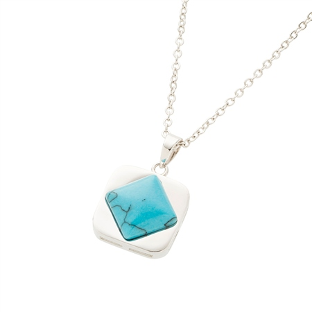 Belleek Designer Jewellery Turquoise Necklace Belleek Jewellery - Turquoise Collection - Click to view a larger image