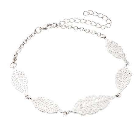 Belleek Designer Jewellery Laurel Bracelet Belleek Jewellery - Laurel Collection - Click to view a larger image