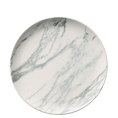 Belleek Living Marbled Salad Plate Marbled Tableware Collection - Click to view a larger image