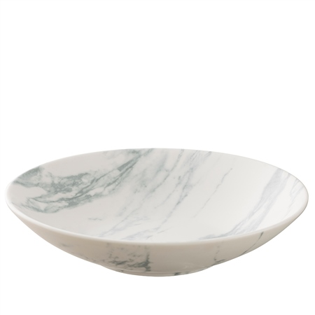 Belleek Living Marbled Pasta Bowl Marbled Tableware Collection - Click to view a larger image