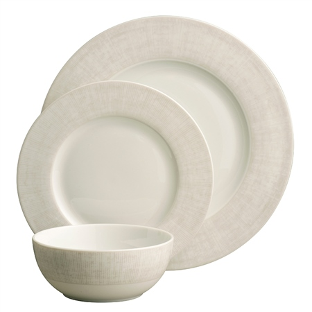 Aynsley Cotton 12 Piece Set Aynsley Cotton 12 Piece Tableware Set - Click to view a larger image